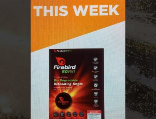 Firebird Named Hottest Product of SHOT Show for Second Year Running!
