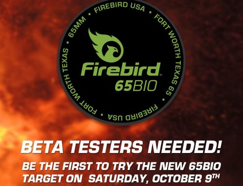 Try Out Firebird 65BIO Targets!